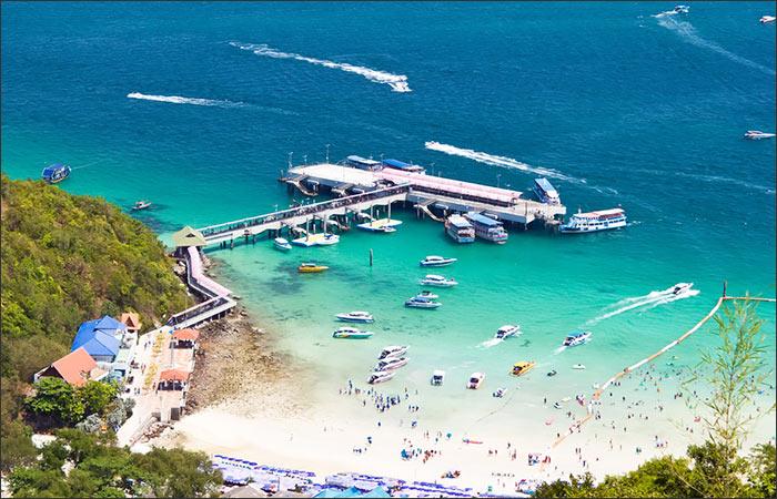 Pattaya Beach, Koh Larn
