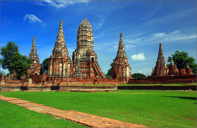 Ayutthaya Thailand  city photos gallery : Ayutthaya Thailand. Temples, Runis of Ayutthaya Attractions and Trips