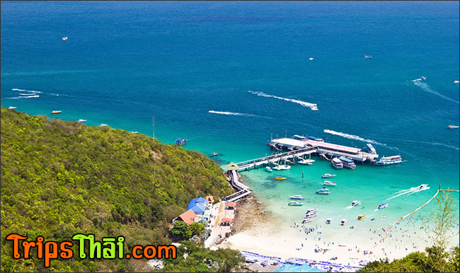 Coral Island or Koh Larn